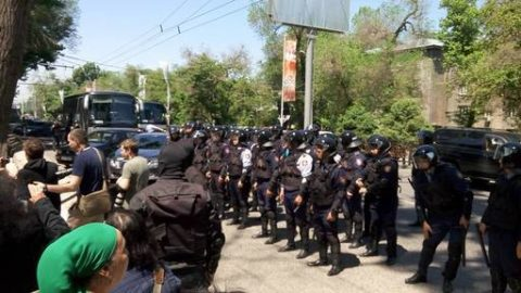 Kazakhstan: Crackdown on Peaceful Protest Continues - Civic Space