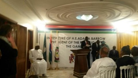 Gambia: President Barrow must deliver on inclusion and prioritise free expression in new era - Civic Space