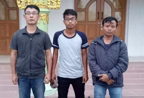Myanmar: Release journalists charged for reporting in armed conflict area - Media