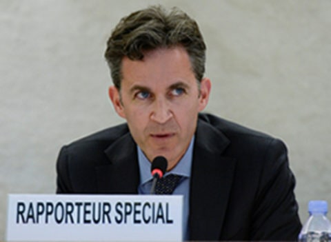 """Special Rapporteur: Lack of UN-wide access to information policy """"intolerable"""" - Transparency"""