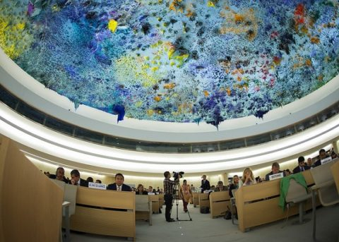 UNHRC: Significant resolution reaffirming human rights online adopted - Digital