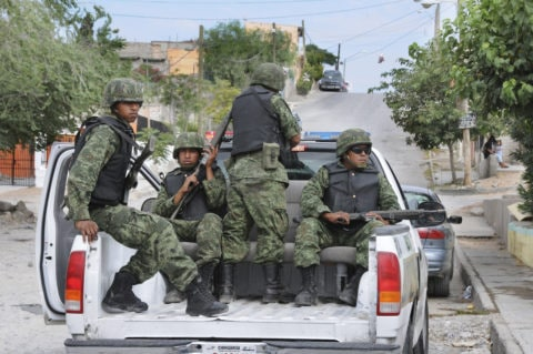Mexico: El crimen de buscar información - Transparency