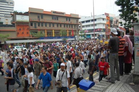 Malaysia: Blocking websites to prevent protest violates international law - Digital
