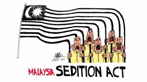 Malaysia: Sedition Act upheld in further blow to free expression - Civic Space