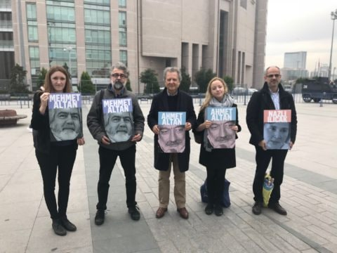 Turkey: Blatant disregard for fair trial rights as Altans' entire defence team expelled in free expression case - Media
