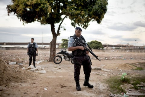 Brazil: Olympic Games security transparency woefully lacking - Transparency