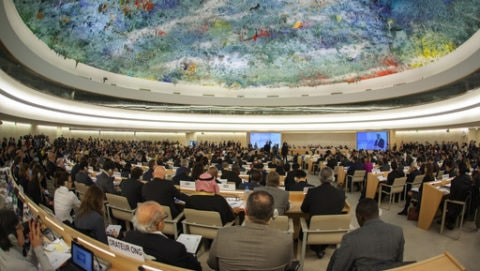 """UNHRC 31: States must reject flawed resolution on """"terrorism"""" - Digital"""