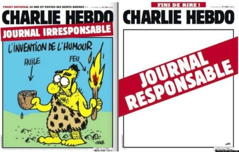 ARTICLE 19 joins action to publish Charlie Hebdo's cartoons - Civic Space