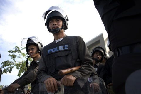 Thailand: Drop charges against peaceful protesters - Civic Space