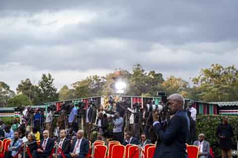 "Kenya: Media shutdown ahead of Odinga ""swearing in"" ceremony - Media"