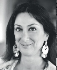 Malta: International organisations urge close scrutiny of public inquiry into murder of Daphne Caruana Galizia - Protection