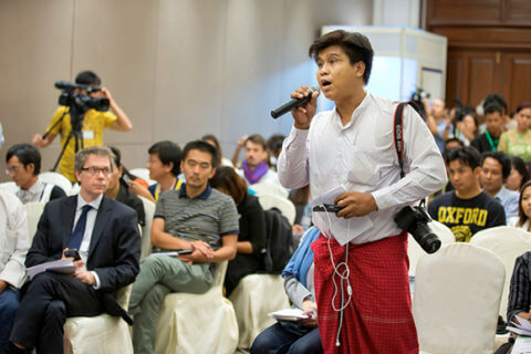 Myanmar: Printing and Publishing Law - Civic Space