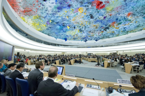 Human Rights Council 37: What's at stake for freedom of expression? - Civic Space