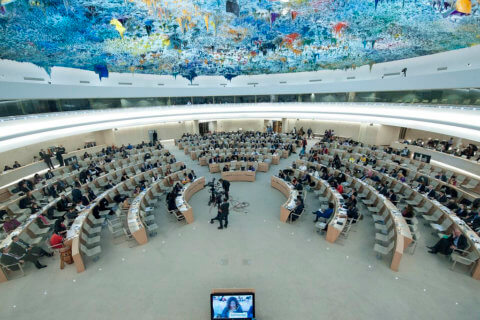 HRC37: Protecting the freedoms of expression and religion or belief for all - Civic Space