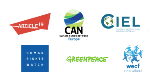 Poland: New law threatens public participation of UN Climate Conference 2018 - Civic Space