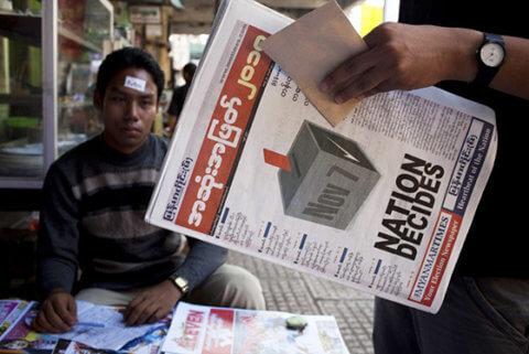 Myanmar: News Media Law - Media