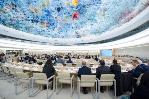 Human Rights Council 38: What's at stake for freedom of expression? - Protection