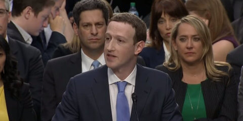 "Facebook congressional testimony: ""AI tools"" are not the panacea - Digital"