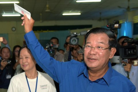 Cambodia: Ruling party claims victory in sham election marked by vicious crackdown on freedom of expression - Civic Space