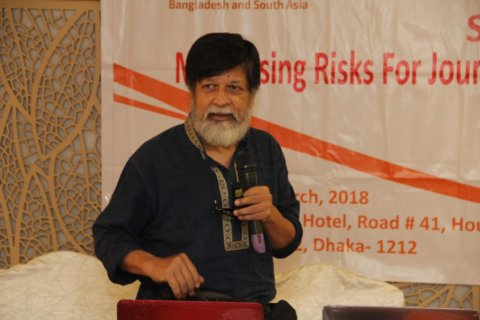 Bangladesh: Release photojournalist Shahidul Alam and stop violations to free expression - Civic Space
