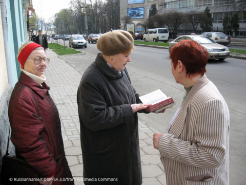 Russia: Stop persecution of Jehovah's Witnesses - Civic Space
