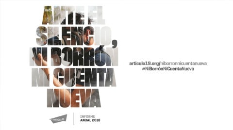 Mexico: Report shows silencing of journalists and media freedom - Civic Space
