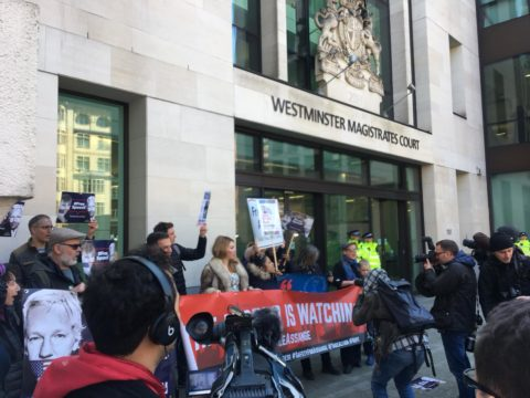 UK: Government must not comply with US extradition request for Julian Assange - Transparency