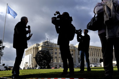 Ending impunity: Guide to acting on UN standards on the safety of journalists - Protection