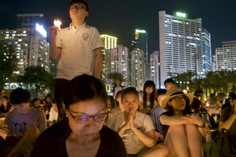 Memory and resistance: the anniversary of the Tiananmen Square massacre and why we must protect our right to protest - Civic Space