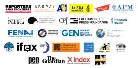 Brazil: International call for press freedom following attacks against The Intercept journalists - Protection