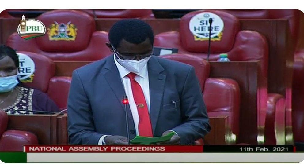 Member of Parliament in Kenya