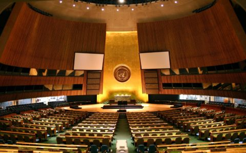 UNGA: Leaders must act on calls to tackle hate and protect rights - Civic Space