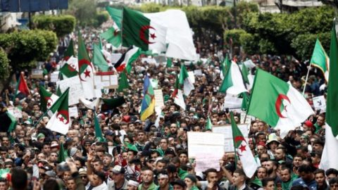 Algeria: Release Hirak protesters and stop crackdown on freedom of expression - Civic Space