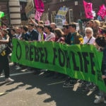 UK: High Court decision finds police ban on Extinction Rebellion was unlawful