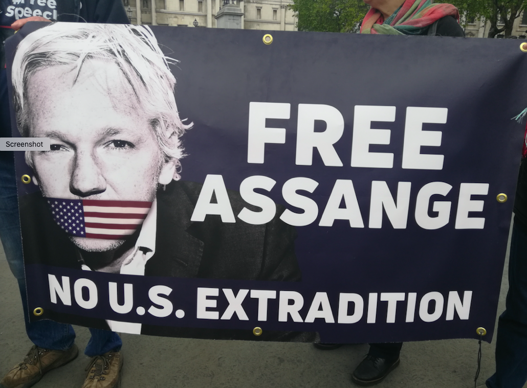Assange: Concerns over use of embassy surveillance in extradition proceedings - Media