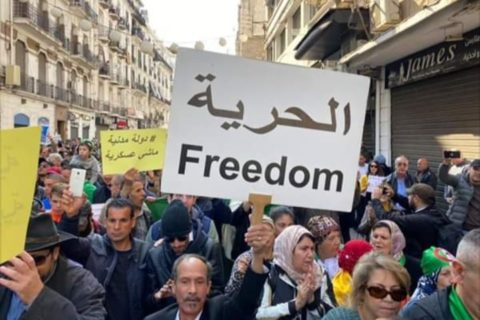 Algeria: One year after the Hirak, alarming situation of freedom of expression and right to assembly - Civic Space