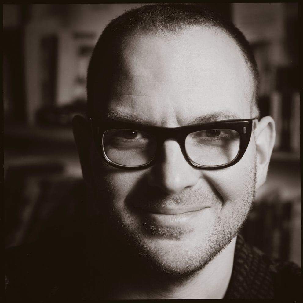 Writer and activist Cory Doctorow
