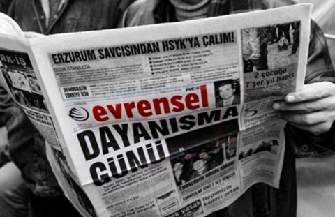 Turkey: ARTICLE 19 calls for end to advertising ban on the newspaper Evrensel - Media