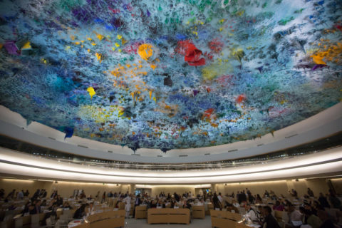 HRC45: New UN resolution on the safety of journalists - Protection