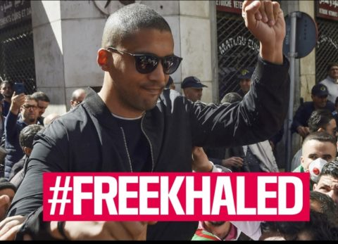 Algeria: Imprisonment of journalist Khaled Drareni is attack on press freedom - Protection