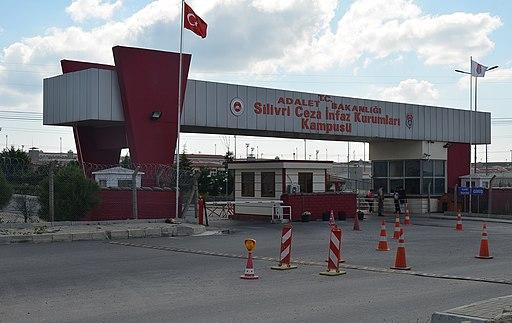 Silivri Prison, Istanbul, Turkey