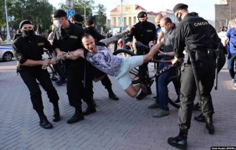 HRC44: States must act on repression in Belarus - Protection