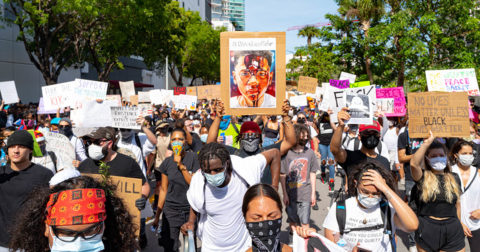 US: We must elevate black voices to break down racial inequality - Civic Space