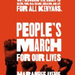 Kenya: Police must protect protesters during the SabaSaba March