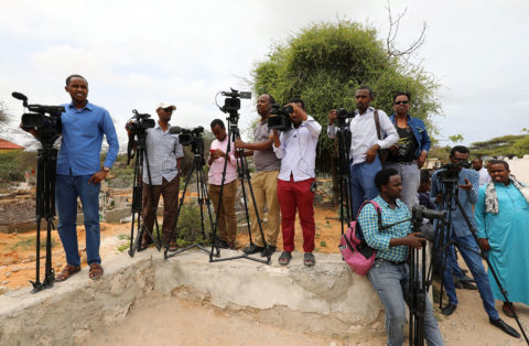 Somalia: End politically motivated attacks on journalists, and dangerous internet shut-downs - Protection
