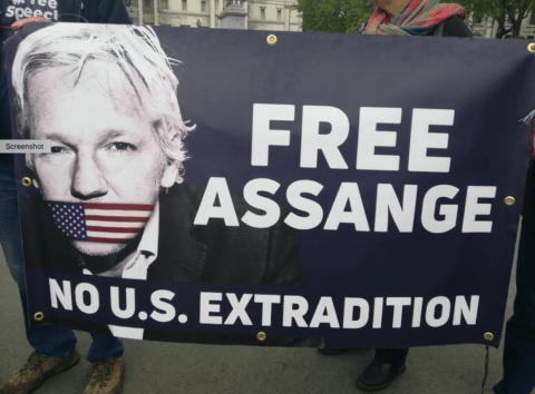UK: Open letter calling for the release of WikiLeaks publisher Julian Assange -