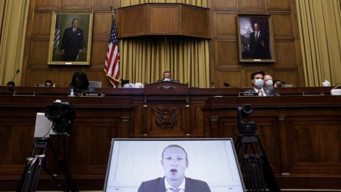 """US: What does the """"Big Four"""" hearing tell us about  antitrust law and expression? - Digital"""