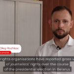 Belarus: Crackdown on freedom of expression