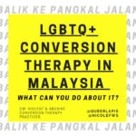Malaysia: End harassment of critic of government's stance on LGBTQ+ issues