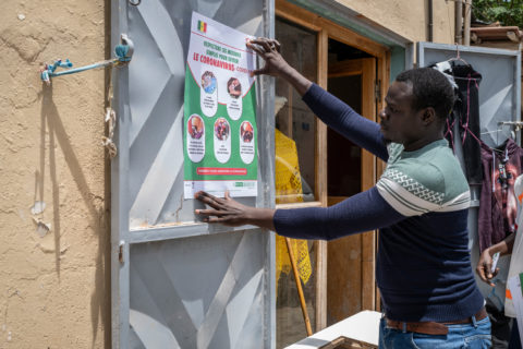 West Africa: more transparency, accountability and access to information needed amidst the coronavirus pandemic - Civic Space